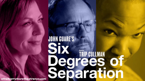 six degrees broadway play new york