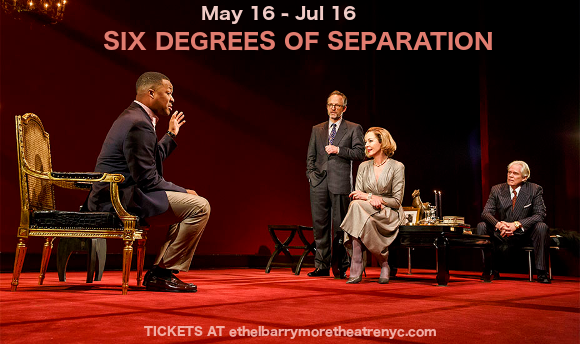 six degrees of separation broadway tickets