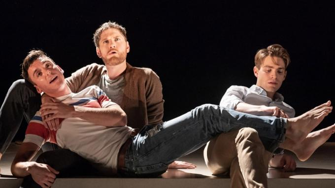 The Inheritance: The Play - Part 1 at Ethel Barrymore Theatre