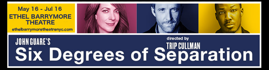 six degrees of separation play broadway new york city tickets