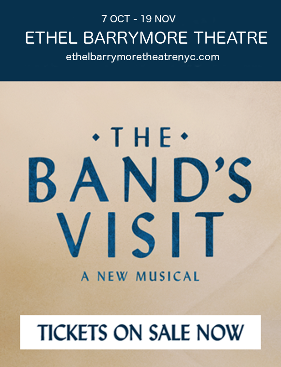 the bands visit musical ethel barrymore theatre