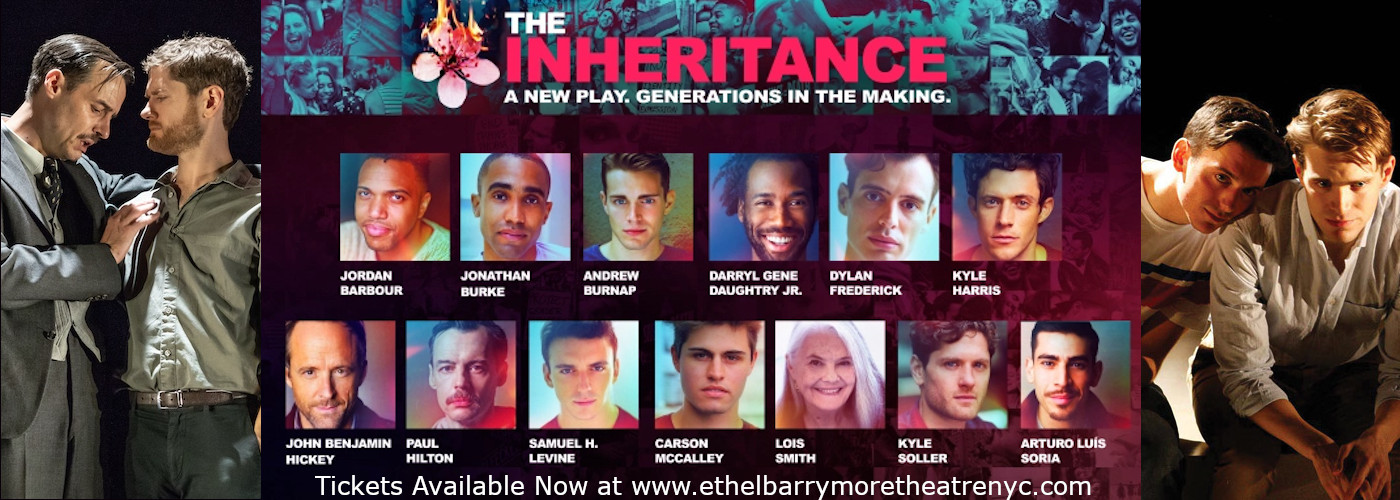 ethel barrymore theatre Inheritance